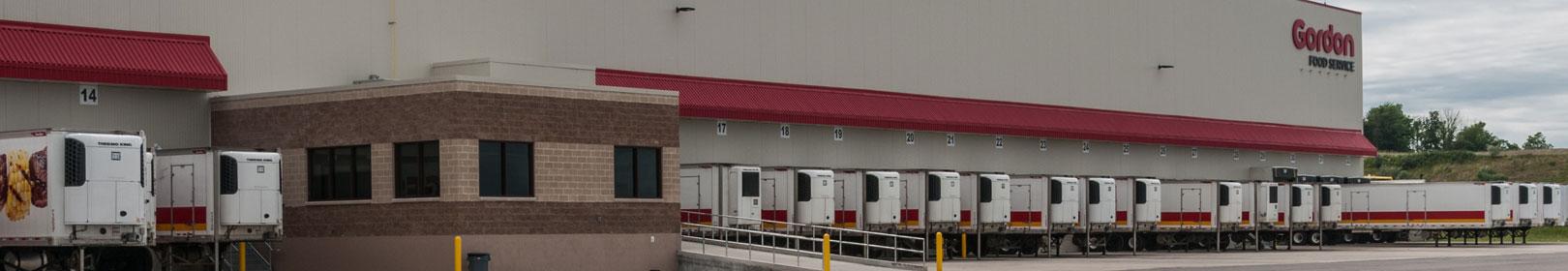 Lighthouse Electric   Gordon Food Services Distribution Center