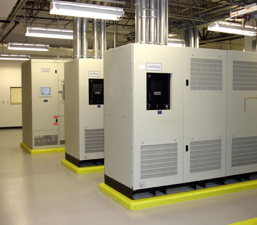 Lighthouse Electric | Undisclosed Data Center 1