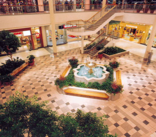 Lighthouse Electric   South Hills Village   East Court Fountain