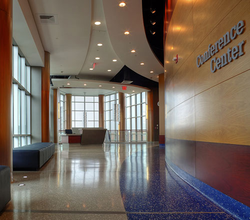 Lighthouse Electric | Childrens Hospital | Conference Center