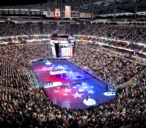 Lighthouse Electric | Consol Energy Center | Fun Facts