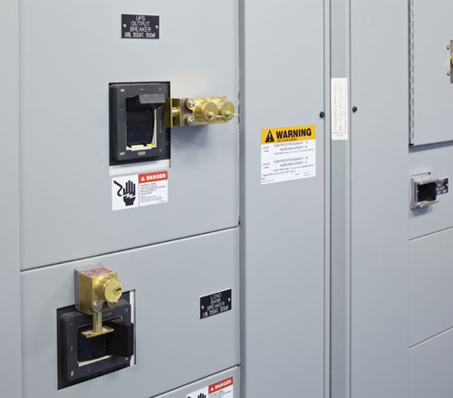 Lighthouse Electric | Undisclosed Data Center 2 | Kirk Key Interlock (Main-Tie-Main Setup)