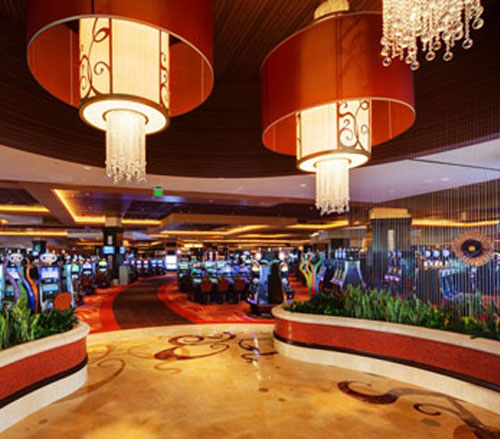 Lighthouse Electric | Rivers Casino | Power and Communications