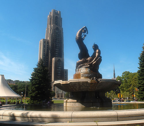Lighthouse Electric   Schenley Plaza