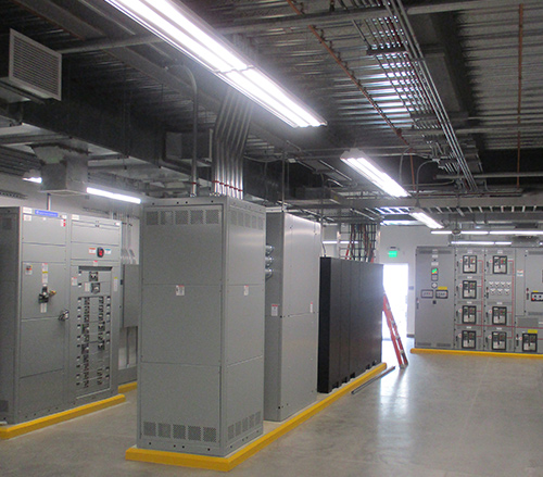 Lighthouse Electric | Penn State Data Center
